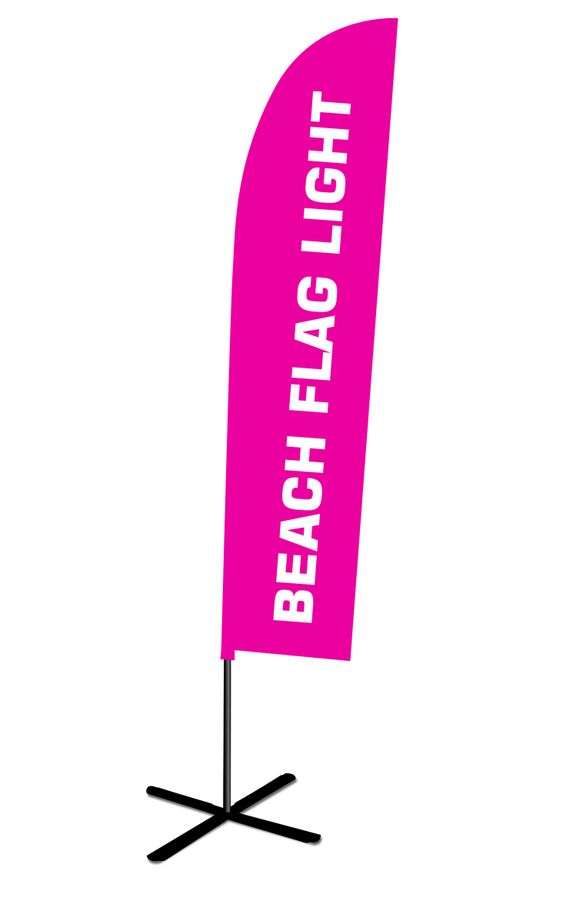 BEACH FLAG LIGHT